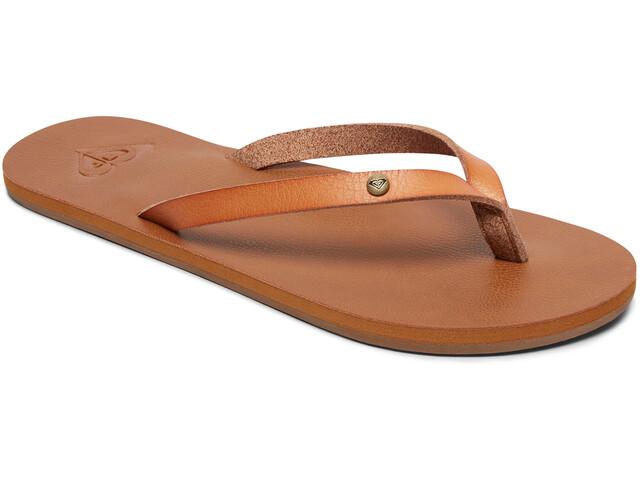 ad95de451447 Roxy Jyll II Sandaler Damer brun